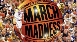 March Madness&#8230;&#8230; it begins..