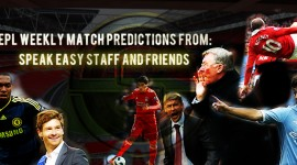 EPL Crystal Ball Predications: Week 4