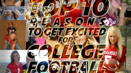 Speak Easy's College Football Preview — Top Ten Reasons to get Excited about Football