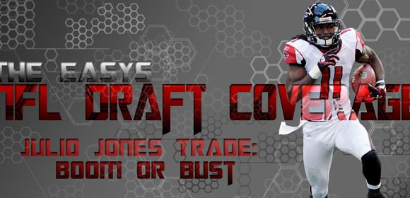 NFL Draft 2011 – Julio Jones Trade Boom or Bust?