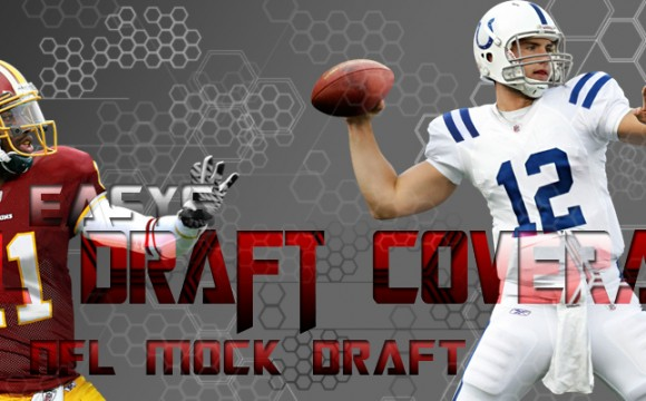 The Easy's Mock Draft