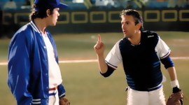 """Don't think. It'll only hurt the ball club."""