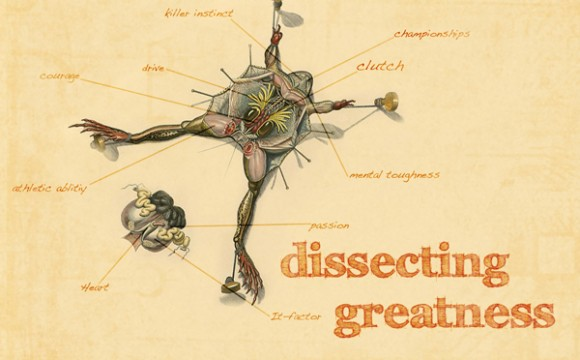 Dissecting Greatness